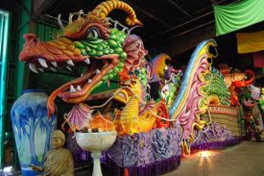 Mardi Gras is a time for celebration and parties. It can be a one on one get together or a live and happening costume party.