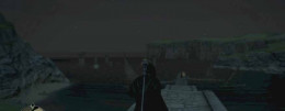 Dragon's Dogma go to the pier of Cassardis and meet with the mysterious woman Olra at night to start the Dark Arisen quest