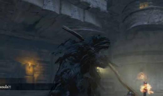 Dragon's Dogma Dark Arisen - beware the Reaper of Souls.