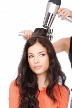 How to Blow Dry Hair Without Causing Damage