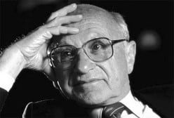 Milton Friedman: A Sales Pitch