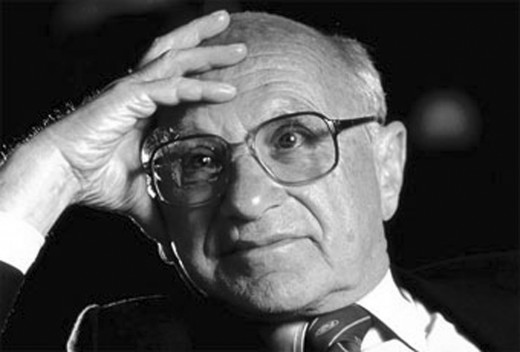 Milton Friedman, a Nobel Prize winner for Economics has been influencing economies since the late 1970's.