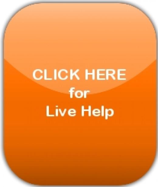 Tips for E-Commerce Success.  Use a LiveHelp Service. Source: author