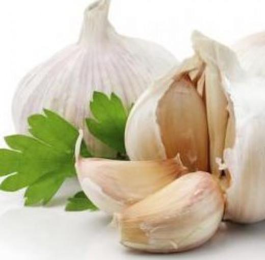 Garlic Sauce  ingredients