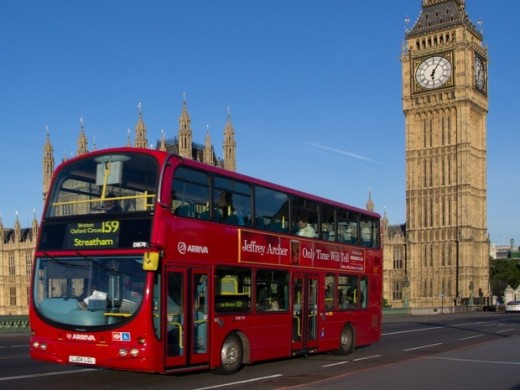 The London Red Bus