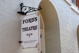 Heritage Trail Ford's Theater, Downtown