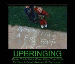 Interpretation of Confusion: Upbringing