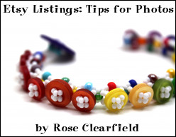 Etsy Listings: Tips for Photos