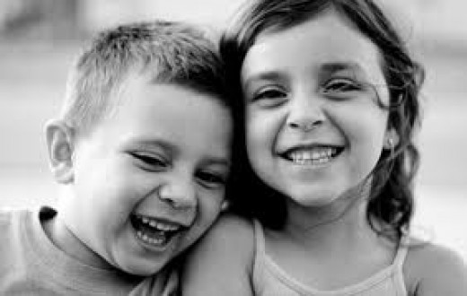 Sibling rivalry is a lesson to how to effectively interface with different types of people. It also teaches negotiation and other problem solving skills.