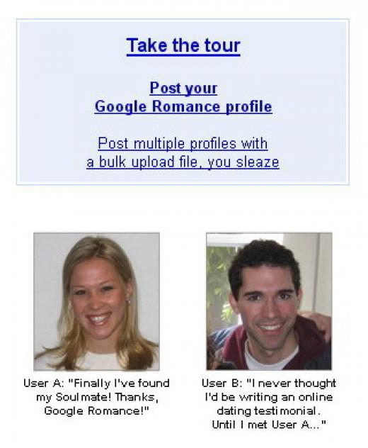 Google Romance