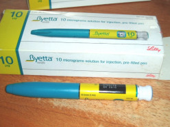 Byetta [exenatide] aids weight loss for type 2 diabetics