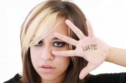 Hate is an overpowering emotion that will make it very hard to forgive.