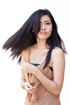 Taking care while blow drying your hair will help maintain it's health and beauty.