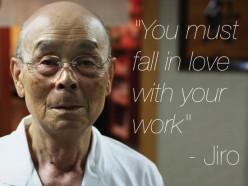 Famous Sushi Chef - Jiro Ono