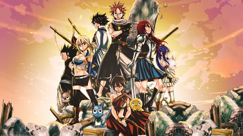 Fairy Tail An Action Comedy Anime