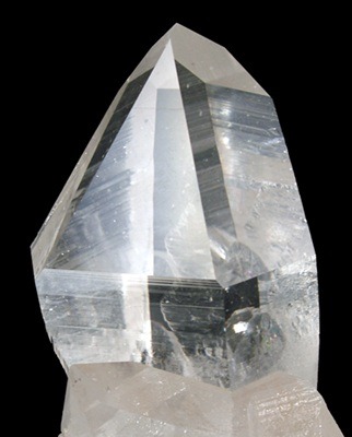 Quartz is known to have healing properties.