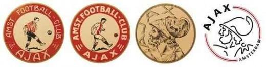 Ajax Football Club Crest History