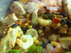 Chicken Shrimp Gumbo Recipe