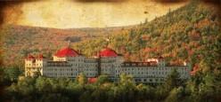 Famous Haunted Places: Mount Washington Hotel, New Hampshire