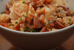 Recipe for Creole Jambalaya