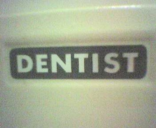 Visit your dentist before using the rinse.