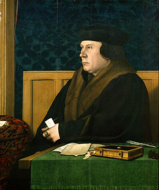 Thomas Cromwell wanted to take down the Boleyn faction