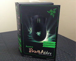 Razer DeathAdder 2013 Unboxing and Review of RZ01-00840100-R3U1
