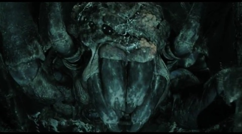 Shelob.....the ugly.
