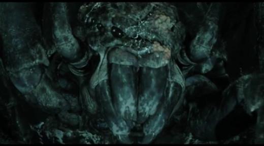 Shelob.....the ugly.