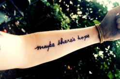 Short Inspirational Tattoo Quotes for Girls