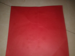 A square paper
