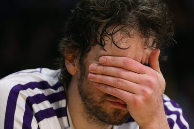 Pau Gasol had to endure flagrant disrespect and misuse from Mike D'Antoni