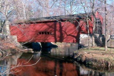Bartram's Bridge, Delaware County, PA