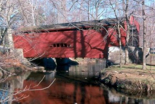 Bartram's Bridge, Delaware County, PA