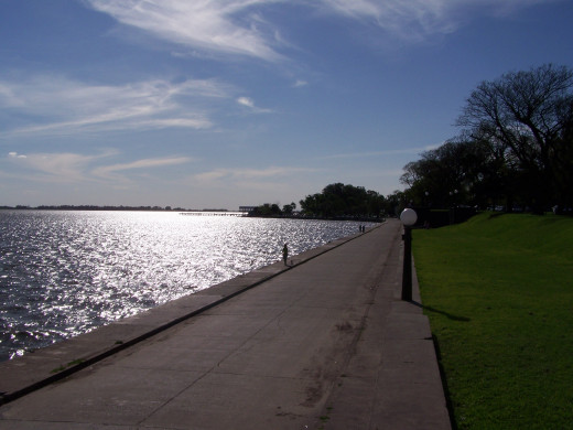 Chascomus Lagoon