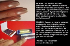 NAIL FILE SOLUTION