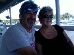ME AND THE LOVE OF MY LIFE.  NOW MARRIED 32 YEARS ON MAY 8, 2013.