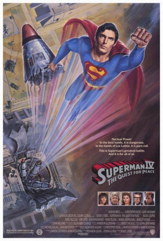 Superman IV The Quest for Peace (1987)