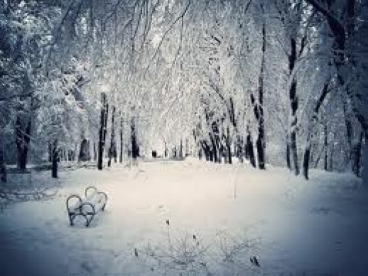 Capricorn is associated with the winter solstice.As winter approaches, the weather drastically changes, become colder. It starts to snow and the atmosphere become icier, starker, and less warm.