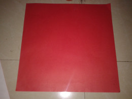 A square sheet of paper