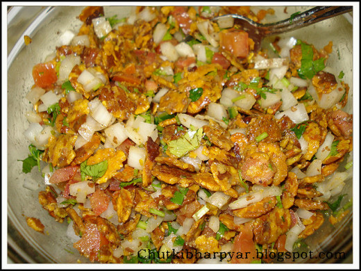 Chana Jor Garam ( Street Food)