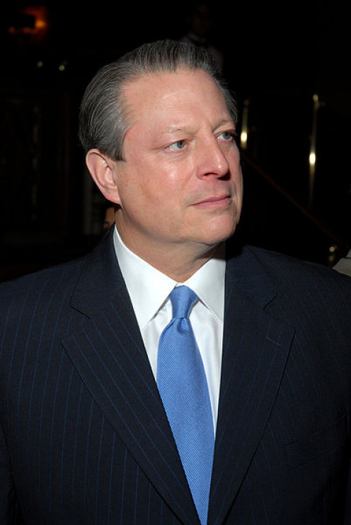 Al Gore won the Nobel Peace Prize in 2007