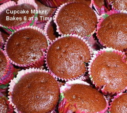 Homemade Cupcake Maker