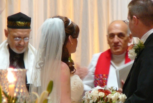 Interfaith Wedding Ceremony