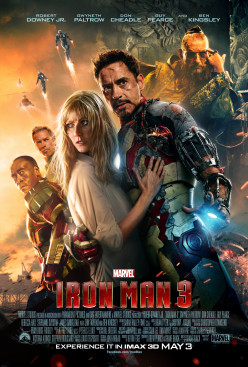 Iron Man 3 is exciting, funny, thrilling and a great possible end to the character