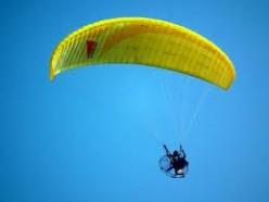 Paragliding in Vagamon : My Favorite Tourist Spot in Kerala