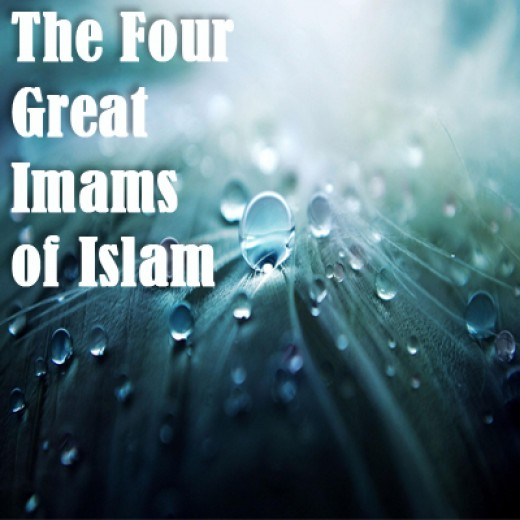 Four great Imams in Islam