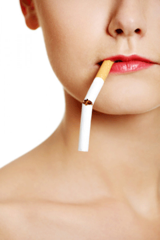 Quit smoking  Women