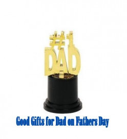 Good Gifts for Dad on Father's Day