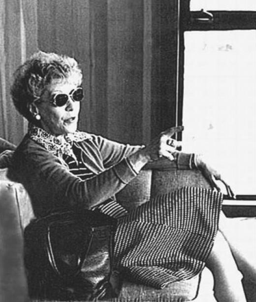 Dr Helen Schucman